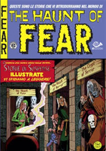 THE HAUNT OF FEAR 1