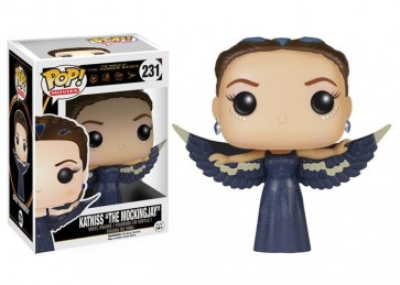 THE HUNGER GAMES - POP FUNKO VINYL 231 THE MOCKINGJAY 10 CM