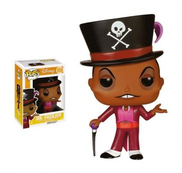THE PRINCESS AND THE FROG DISNEY - POP FUNKO VINYL FIGURE 150 - DR. FACILIER 9CM