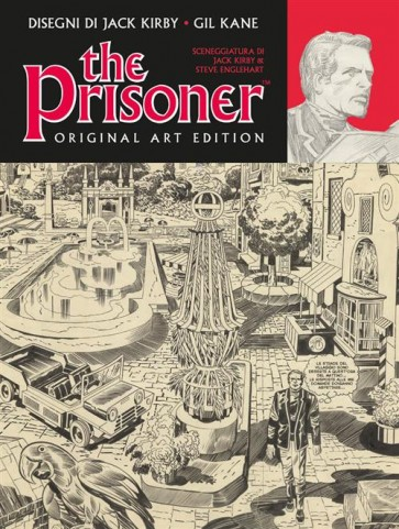 THE PRISONER: ART EDITION