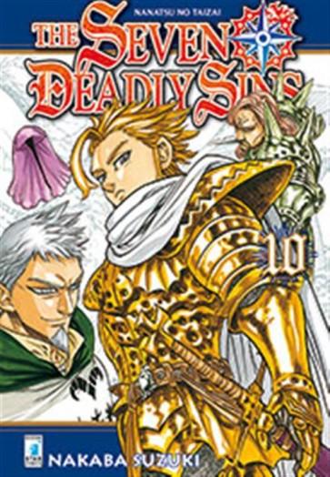 THE SEVEN DEADLY SINS - NANATSU NO TAIZAI 10