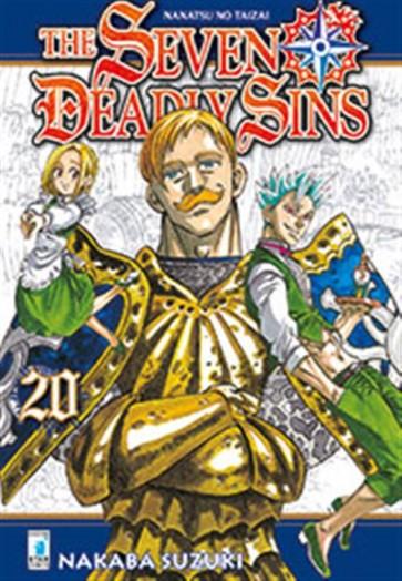 THE SEVEN DEADLY SINS - NANATSU NO TAIZAI 20