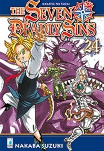 THE SEVEN DEADLY SINS - NANATSU NO TAIZAI 24