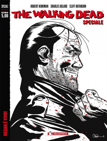 THE WALKING DEAD - NEGAN E' VIVO 1 - VARIANT