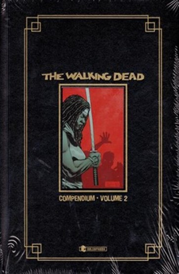 THE WALKING DEAD COMPENDIUM HARDCOVER 2