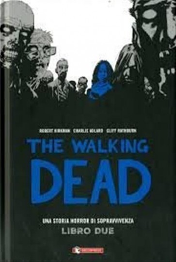 THE WALKING DEAD HARDCOVER 2
