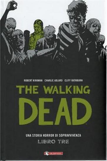 THE WALKING DEAD HARDCOVER 3