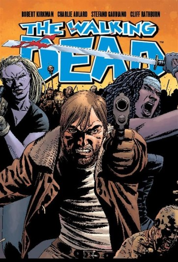 THE WALKING DEAD NEW EDITION 31 - GUERRA - COVER VARIANT A TRE ANTE
