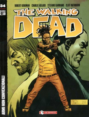 THE WALKING DEAD NEW EDITION 34 - COVER B