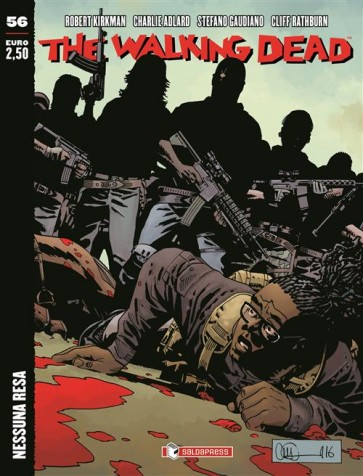 THE WALKING DEAD NEW EDITION 56