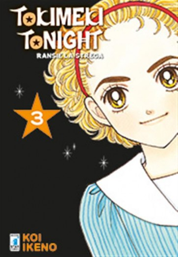 TOKIMEKI TONIGHT - RANSIE LA STREGA NEW EDITION 3