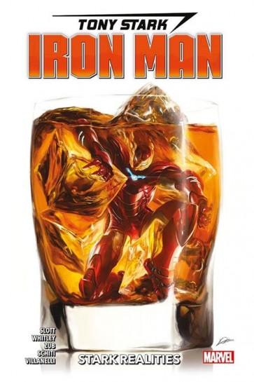 TONY STARK IRON MAN 2 - STARK REALITIES