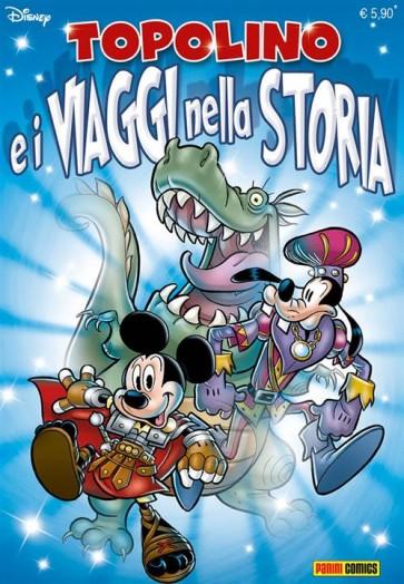 TOPOLINO E I VIAGGI NELLA STORIA - TUTTO DISNEY 81