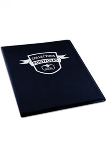 UGD010141 - 9 POCKET PORTFOLIO ALBUM - BLACK