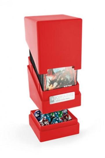 UGD010235 - MONOLITH DECK CASE 100+ STANDARD SIZE - RED