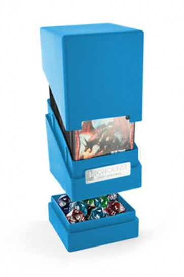 UGD010236 - MONOLITH DECK CASE 100+ STANDARD SIZE - BLUE