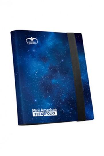 UGD010480 - 9 POCKET FLEXFOLIO ALBUM MINI AMERICAN - MYSTIC SPACE