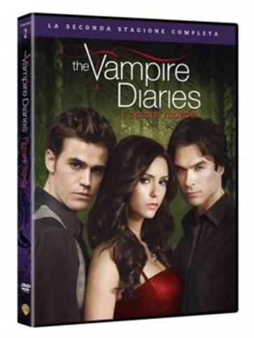 VAMPIRE DIARIES STAGIONE 2 (DVD)