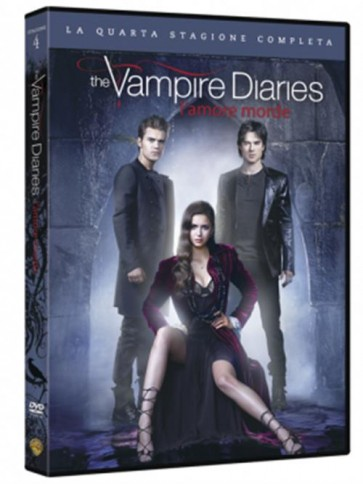 VAMPIRE DIARIES STAGIONE 4 (DVD)
