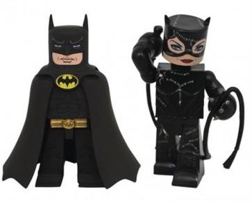 VINIMATE - DC MOVIE CLASSIC - BATMAN & CATWOMAN - 10CM