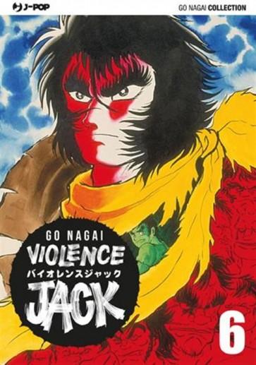 VIOLENCE JACK (JPOP) 6