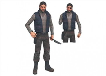 WALKING DEAD ACTION FIGURE GOVERNATORE S.2 MC FARLANE