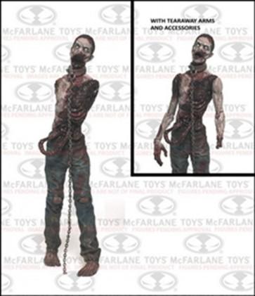 WALKING DEAD ACTION FIGURE MICHONNE PET ZOMBIE S.2 MC FARLANE