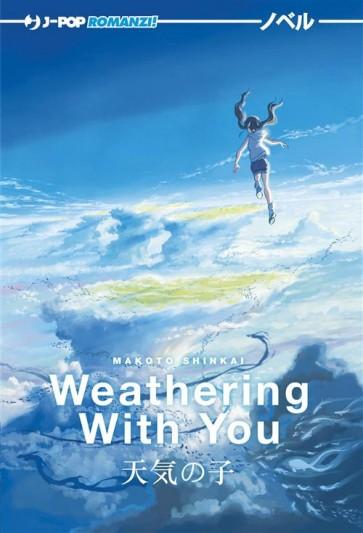 WEATHERING WITH YOU - LA RAGAZZA DEL TEMPO - NOVEL