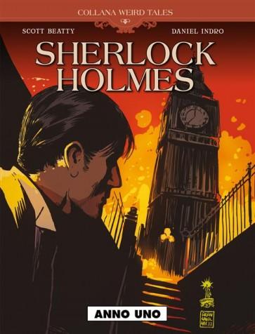 WEIRD TALES 31 - SHERLOCK HOLMES: ANNO UNO