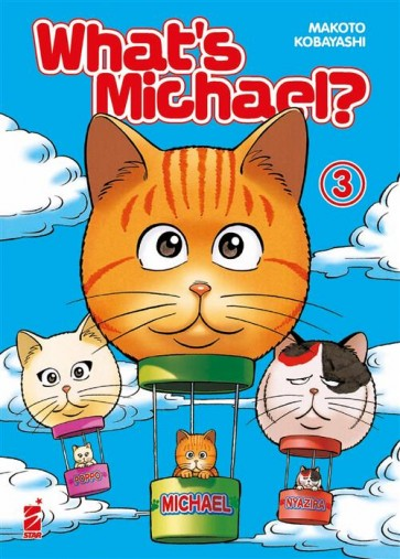 WHAT' S MICHAEL? MIAO EDITION 3