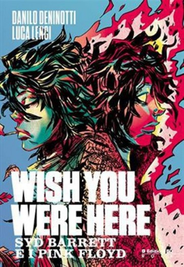WISH YOU WERE HERE - SID BARRETT E I PINK FLOYD