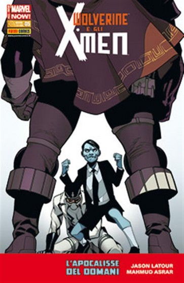 WOLVERINE E GLI X-MEN 5 - ALL NEW MARVEL NOW