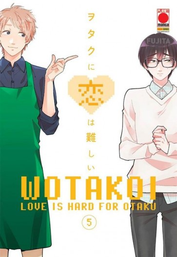 WOTAKOI - LOVE IS HARD FOR OTAKU 5