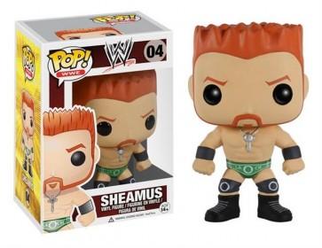 WWE WRESTLING - POP FUNKO VINYL FIGURE 04 SHEAMUS 10CM