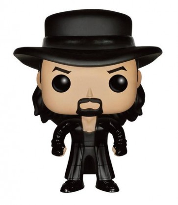 WWE WRESTLING - POP FUNKO VINYL FIGURE THE UNDERTAKER 10CM