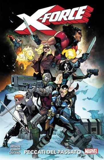 X-FORCE 1: PECCATI DEL PASSATO