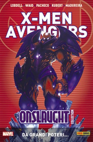 X-MEN & AVENGERS: ONSLAUGHT COLLECTION 5 (DI 6)