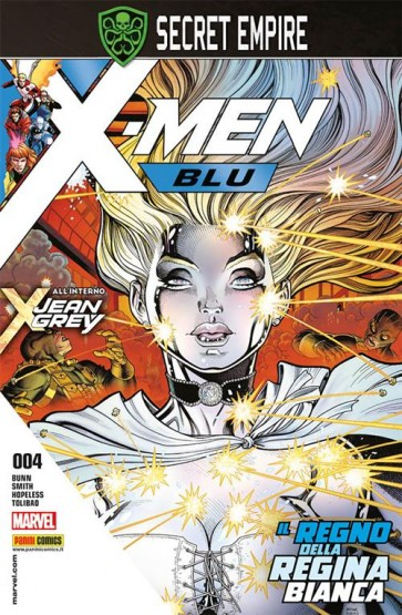 X-MEN BLU 4