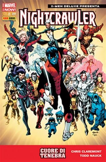 X-MEN DELUXE 237 - NIGHTCRAWLER 2
