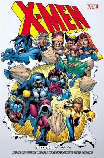 X-MEN DI SEAGLE & KELLY VOL.1 - RITORNO A CASA