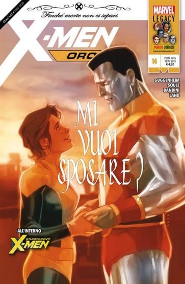 X-MEN ORO 14