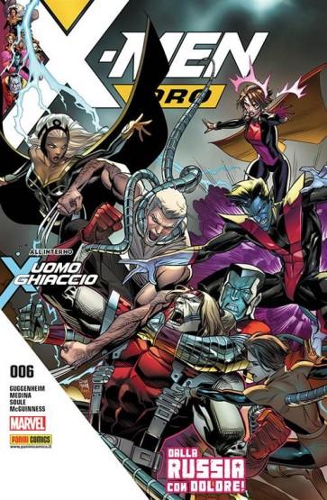 X-MEN ORO 6