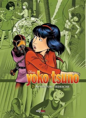 YOKO TSUNO: L'INTEGRALE, VOL. 2 - AVVENTURE TEDESCHE