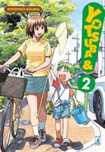YOTSUBA&! 2