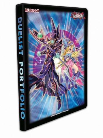YU-GI-OH! - 9 POCKET PORTFOLIO ALBUM - DARK MAGICIAN