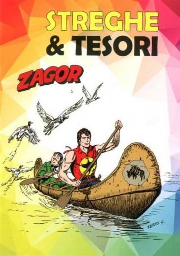 ZAGOR - STREGHE E TESORI