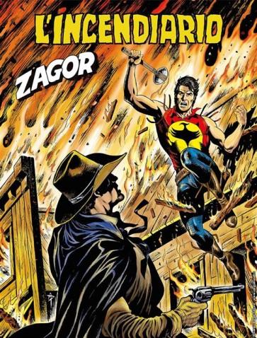 ZAGOR 651 (ZENITH GIGANTE 702) - L'INCENDIARIO