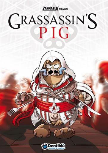 ZANNABLU GRASSASSIN'S PIG