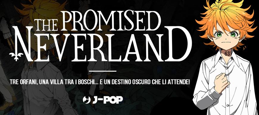 Acquista fumetto Promised Neverland