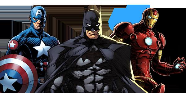 Fumetti Supereroi